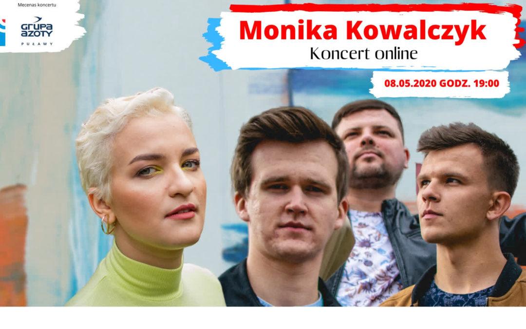 Radio Lublin zaprasza na koncert Moniki Kowalczyk