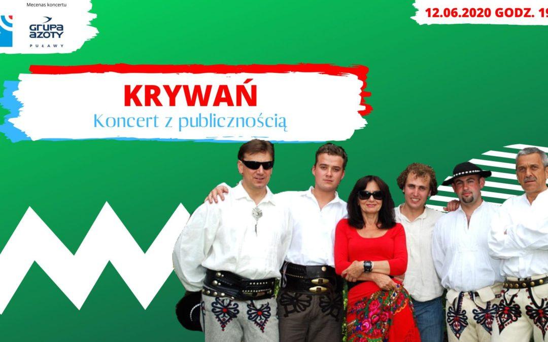 Krywań w Radiu Lublin