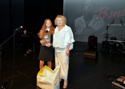 Jaśmina Wenta zdobywczyni Nagrody_Publiczności
