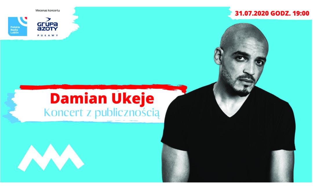 Damian Ukeje w Radiu Lublin – Koncert odwołany