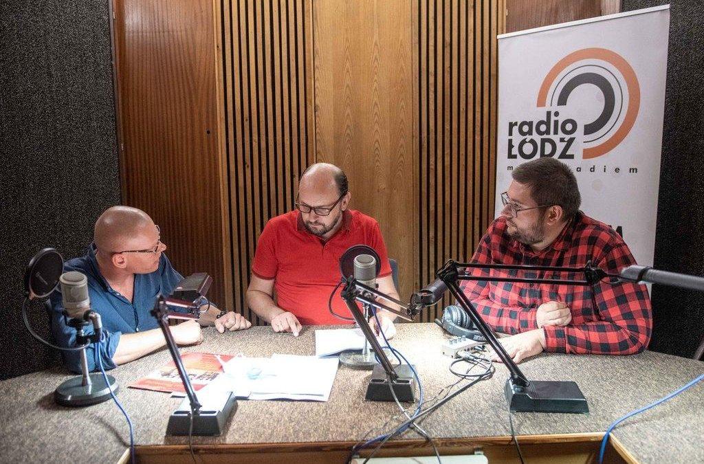 """""""Zagadka Jana K."""" – nowe słuchowisko w Radiu Łódź"""