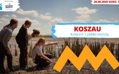 Radio Lublin zaprasza na koncert zespołu Koszau
