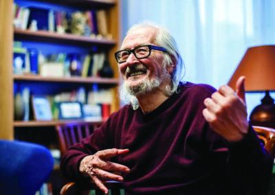 Juliusz Loranc fot Sebastian Klebaniuk