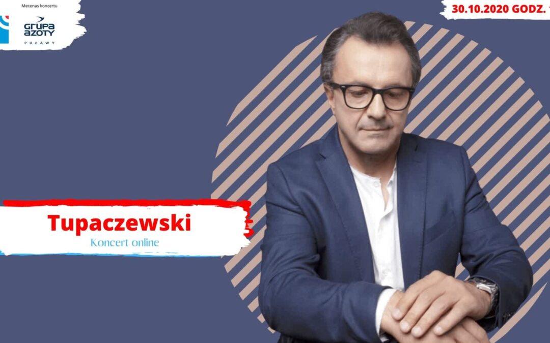 Radio Lublin zaprasza na koncert Wiesława Tupaczewskiego