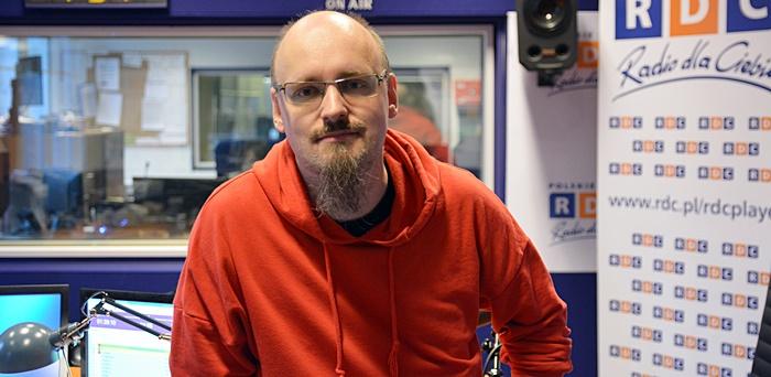 Łukasz Badowski z RDC finalistą konkursu Popularyzator Nauki 2020