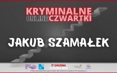 Radio Lublin zaprasza na spotkanie z Jakubem Szamałkiem