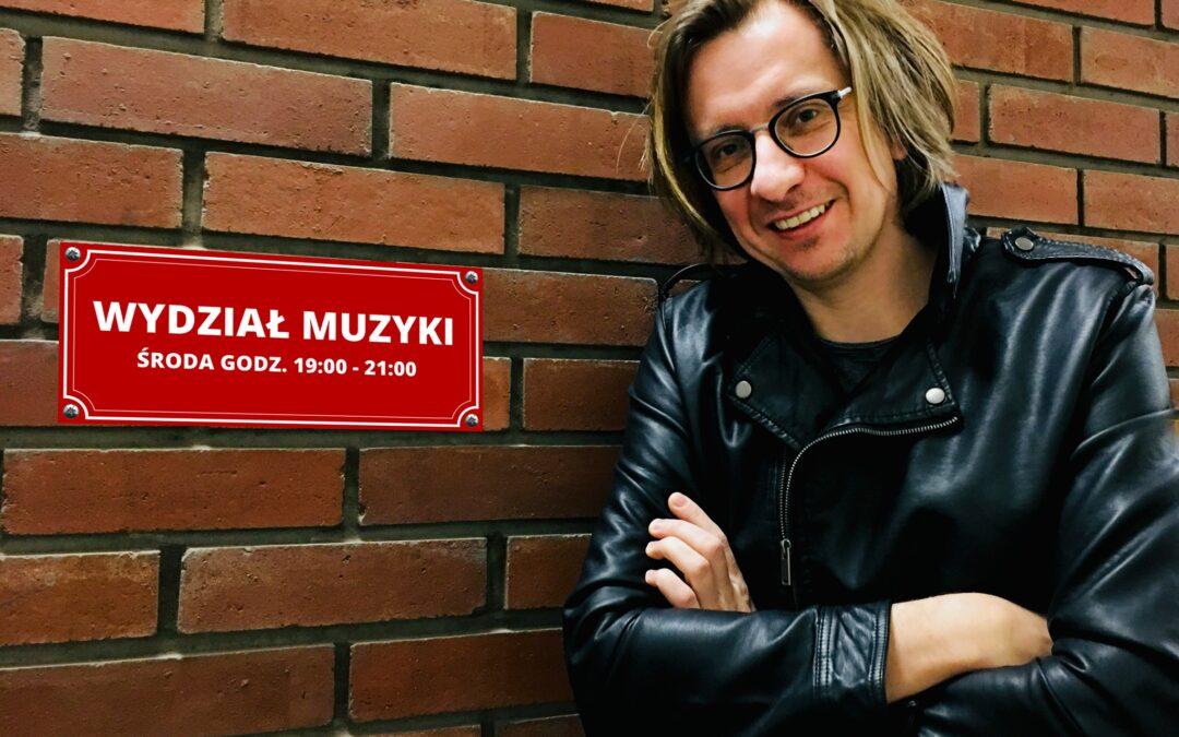 Nowa, autorska audycja Pawła Błędowskiego na antenie Radia Lublin