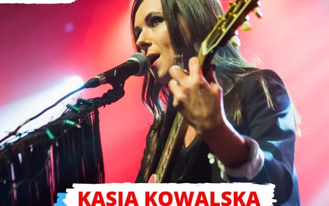 Retransmisja koncertu Kasi Kowalskiej w Radiu Lublin