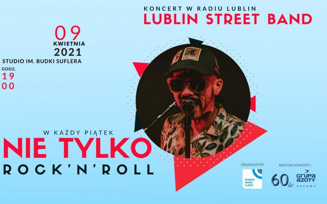 Lublin Street Band – Koncert online w Radiu Lublin