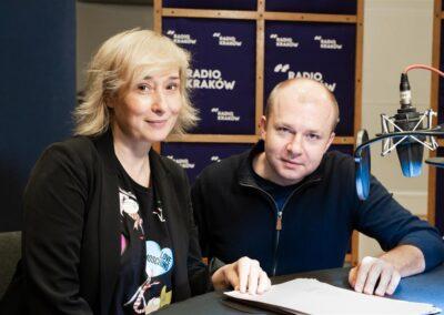 Dominika_Bednarczyk_Tomasz_Cyz_fot._Piotr_Kubic_Radio_Kraków