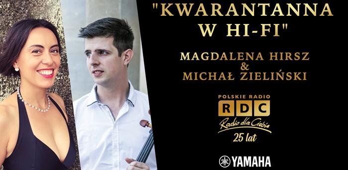 Koncert Magdaleny Hirsz i Michała Zielińskiego w RDC!