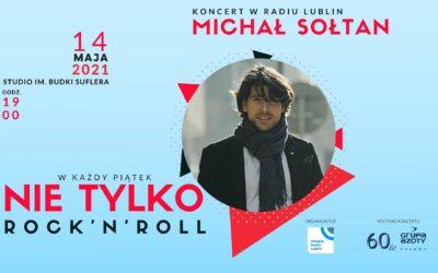 Koncert zespołu Michała Sołtana w Radiu Lublin