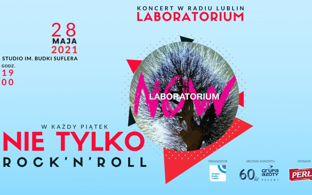 Koncert Laboratorium w Radiu Lublin