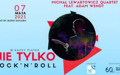 Michał Lewartowicz Quartet feat Adam Wendt – koncert w Radiu Lublin