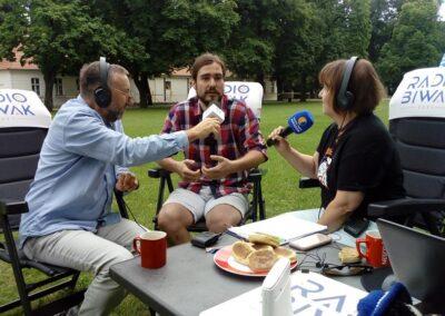 Radio Biwak9_Fot. Leon Bielewicz