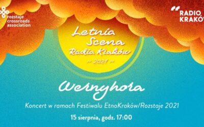 Wernyhora na Letniej scenie Radia Kraków