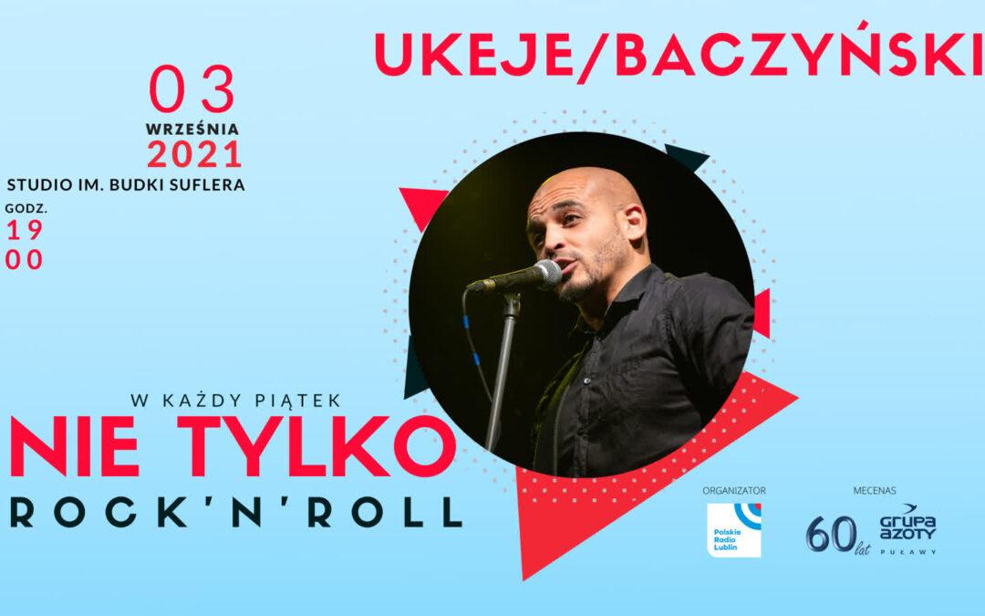 Damian Ukeje w Radiu Lublin